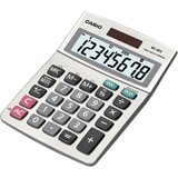 CIOMS80SSIH - Casio SOLAR DESKTOP CALCULATOR