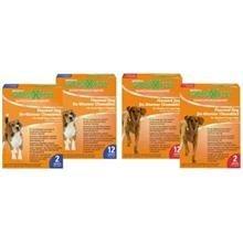 USA Wholesaler - DFC17703 - Worm X Plus Large Dog 4 Tablets
