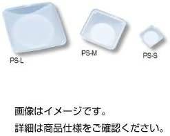 秤量皿 PS-M 500枚組 87×87×25m (×3セット)