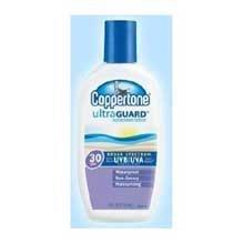 (Schering-Plough Coppertone UltraGuard Sunscreen Lotion, 8 Ounce -- 12 per case. by Schering-Plough)