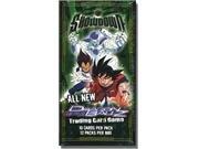 Dragon Ball Z Showdown Booster box