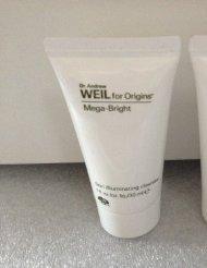 Lot of 2 Origins Dr. Andrew Weil for Origins® Mega-bright Skin Illluminating Cleanser 1 Oz X 2 Total 2 Oz