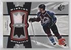 Alex Tanguay #/99 (Hockey Card) 2006-07 SPx - Winning Materials - Spectrum - The Spectrum At Shops