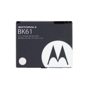 Motorola BK-61 Li-Ion Battery for Motorola VU204, i425, i425e, Z6c, SLVR, L2, L7, L9, ROKR E8, RIZR Z6, and Z6c...