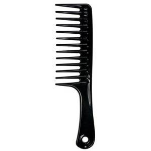Large Tooth Detangle Comb Shampoo Wide Teeth Comb Hair Salon Shampoo Comb Unbreakable 9 1/2