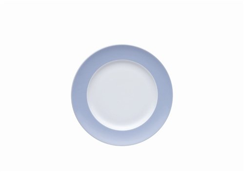 (Thomas Sunny Day Breakfast Plate, Pastel Blue)
