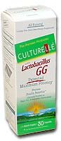 Culturelle HS Capsules with 80 mg Lactobacillus GG (L. rhamnosus GG) Vegetarian Formula (30Capsules) Brand: Culturelle