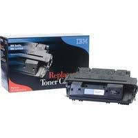 Ibm IBM75P5155 Laser Toner Cartridge, High Yield, 4000-4050 Series, Black