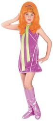 [Scooby-Doo Daphne Child Small Costume PROD-ID : 1928972] (Daphne Costumes For Adults)