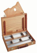 Mabef Mbm-101 Beechwood Sketchbox 10X14 by Mabef