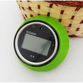 Two - Digital Lcd Kitchen Timer Magnetic Min Cooking Reminder - Sport Electric Switch Battery Stainless Loud - Countdown Zilch Elegant Digits Goose Egg Led Stand Null - ()