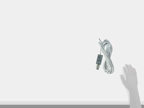 Lithonia Lighting Ltlecs M6 Lighting Live End Power Feed White