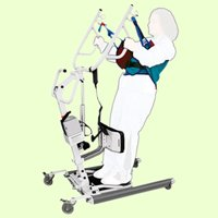 Alliance Patient Lifts - Stand-Assist Lift