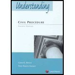 Understanding Civil Procedure, Shreve, Gene R. and Raven-Hansen, Peter, 1422407128