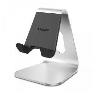 Handy Halterung, Spigen Aluminum Handy Ständer Smartphone, Tablet PC,iPad, Galaxy Tab, etc Tischständer - S310 (SGP11576)