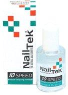 Nail Tek 10 Speed Quick Dry Top Coat Nail Strengthener 0.5oz