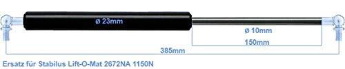 Ersatz f/ür Stabilus Lift-O-Mat 2672NA 1150N