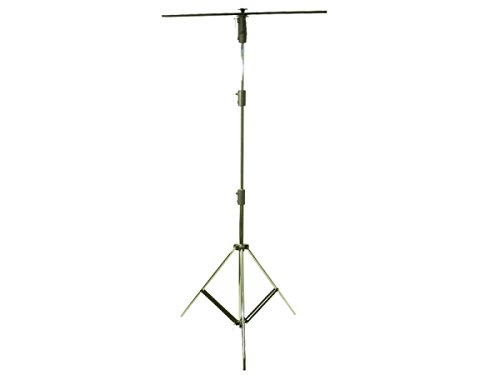 Rhino 3 Section Chrome Lighting Stand
