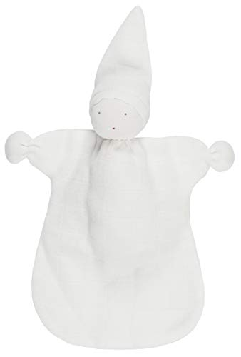 Under the Nile Baby Sleeping Doll (Off-White)