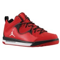 Jordan Mens TR '97 9.5 M US Gym Red/White/Black by Jordans
