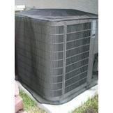 Air Conditioner Summer/All-Season Full Cover 32x32x32ht Black