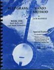 Bluegrass Banjo Method Book One Basic Rolls and Left Hand Techniques ()