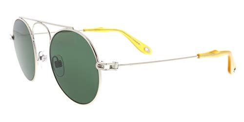 Sunglasses Givenchy GV 7054 |S 0010 Palladium|QT Green