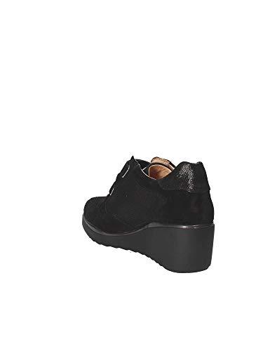 Schwarz Scarpa Velcro Stonefly Frauen 110118 36 zwgnRSq