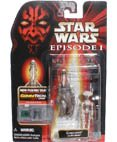 Star Wars Episode I: The Phantom Menace Gasgano with Pit Droids Action Figures 3.75 Inches