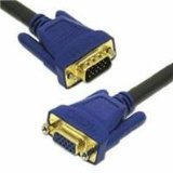 Display Extender 15 Pin (C2G/Cables to Go 45135 - 6ft Ultima HD15 M/F Extension SVGA Video Cable)