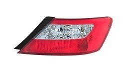 Honda Civic 2 Door Tail (09 10 11 Honda Civic (2 Door Coupe Only) Passenger Taillight Taillamp NEW 33501-SVA-A51 HO2819137)