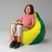 Alimed Rainbow Bean Bag Chair