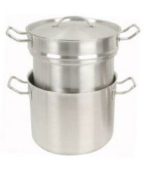 (Thunder Group SLDB016 16 Qt. Double Boiler With Cover)