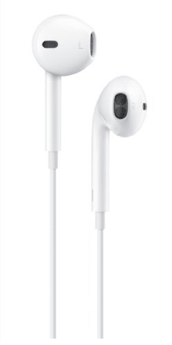Apple MD827LL EarPods Remote Mic