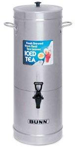 (Bunn Cylinder Style Iced Tea Coffee Dispensers -TDS-5-0001)