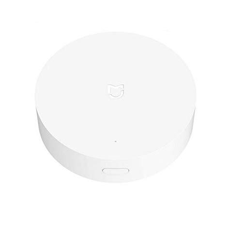 Xiaomi Multimode Smart Home Gateway ZigBee WiFi Bluetooth Mesh Hub Work with Mijia APP Apple Homekit Intelligent Home Hub