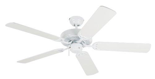 52 ceiling fan white - 8
