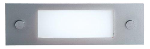 Eurofase 14753-015 In-Wall 8-Light Recessed, White Led, Platinum Eurofase Platinum Trim