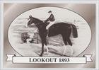 Lookout (Trading Card) 1991 Horse Star Kentucky Derby - [Base] #19