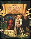 1978 J. R. R. Tolkien Calendar - Illustrations By the Brothers Hildebrandt by N/A and illustrated by the Brothers Hildebrandt (1977-05-03)