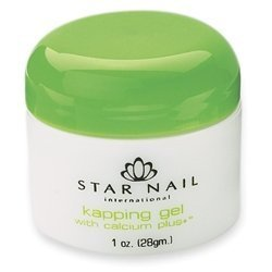 STAR NAIL Natural Nail Kapping Gel 1 oz