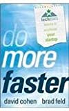 img - for Do More Faster...techstars Lessons to Accelerate Your Startup book / textbook / text book