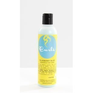 Curl Cleanser - Curls Bliss Reparative Hair Wash, Blueberry, 8 oz.