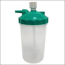 Humidifier Bottle for oxygen use, 5 PACK (Westmed #0480)