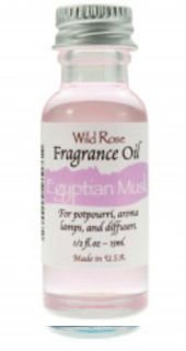 Egyptian Musk- Wild Rose Fragrance Oil Home Collection