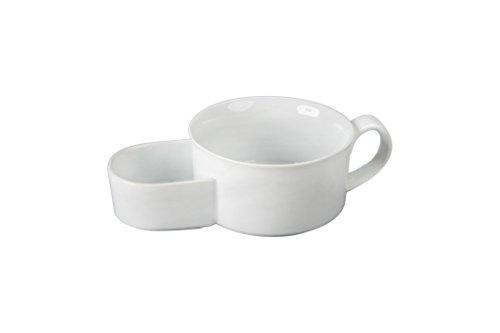 BIA Cordon Bleu 902453S1SIOC Serveware Soup Mugs Bowls, White (Bleu Soup)