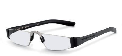 Porsche Design Reading Glasses 8801 Black