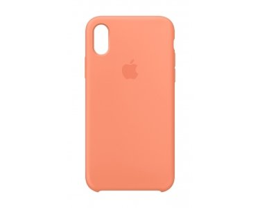 Apple Cell Phone Case for iPhone X - Peach