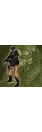 """Resident Evil Revelations: RAID Outfit: """"LADY"""