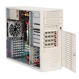 Beige,single Amd Opteron Support (dual Core Ready) 800 Mhz Hypertransport Link,